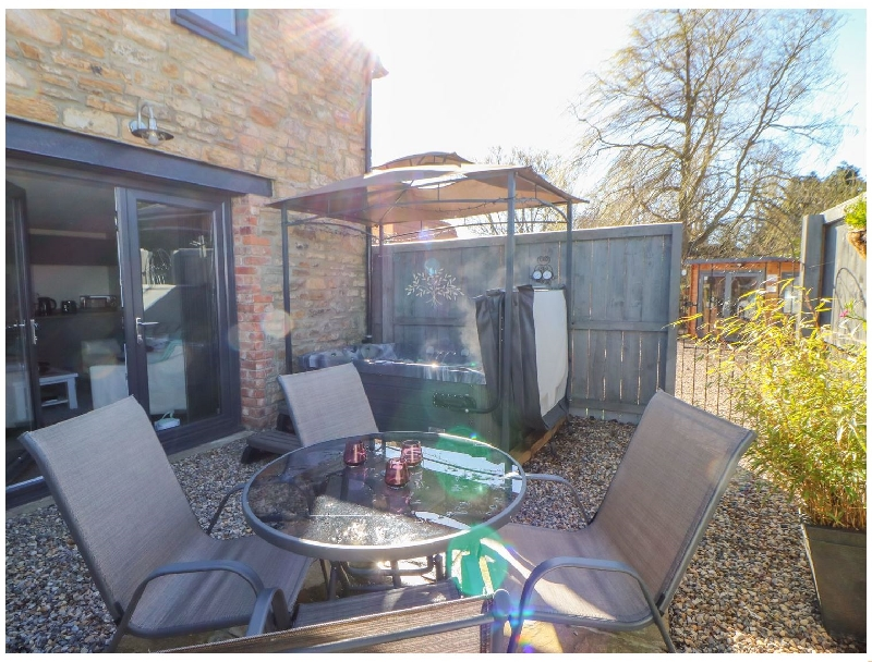 Pear Tree Cottage a holiday cottage rental for 2 in Bishop Auckland,