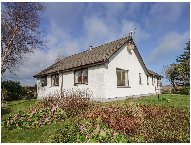 Sail Mhor View a holiday cottage rental for 8 in Dundonnell,