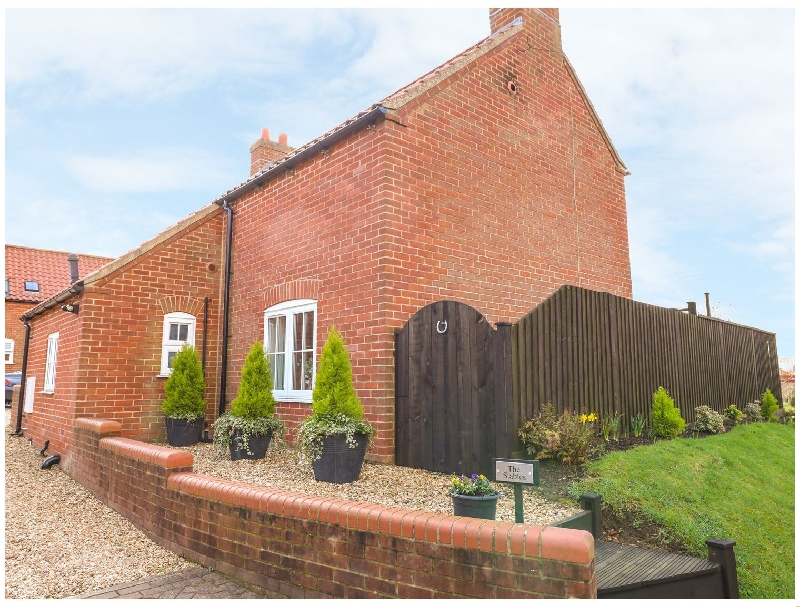 The Stables a holiday cottage rental for 4 in Horncastle,