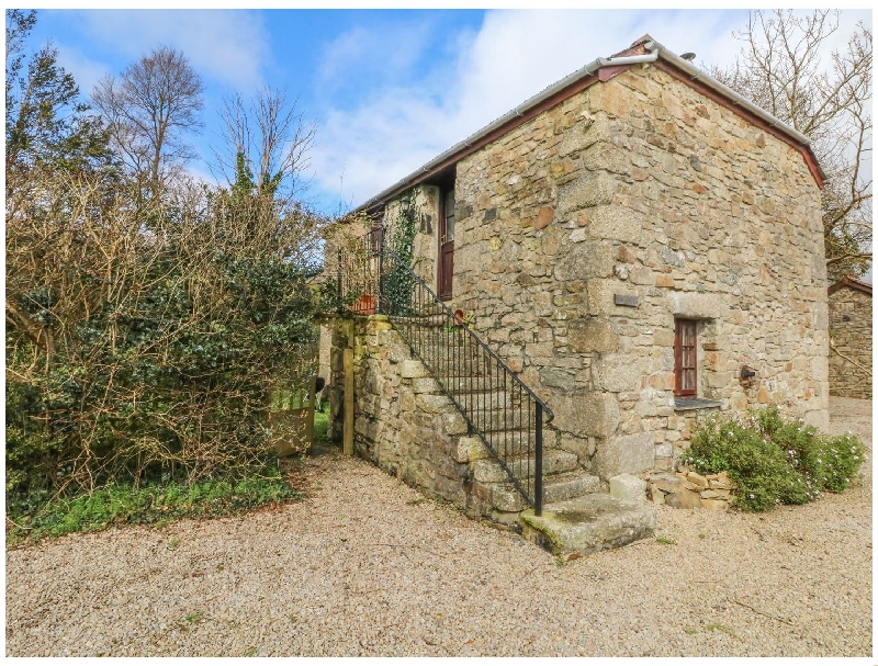 The Mowhay a holiday cottage rental for 4 in Carnhell Green,