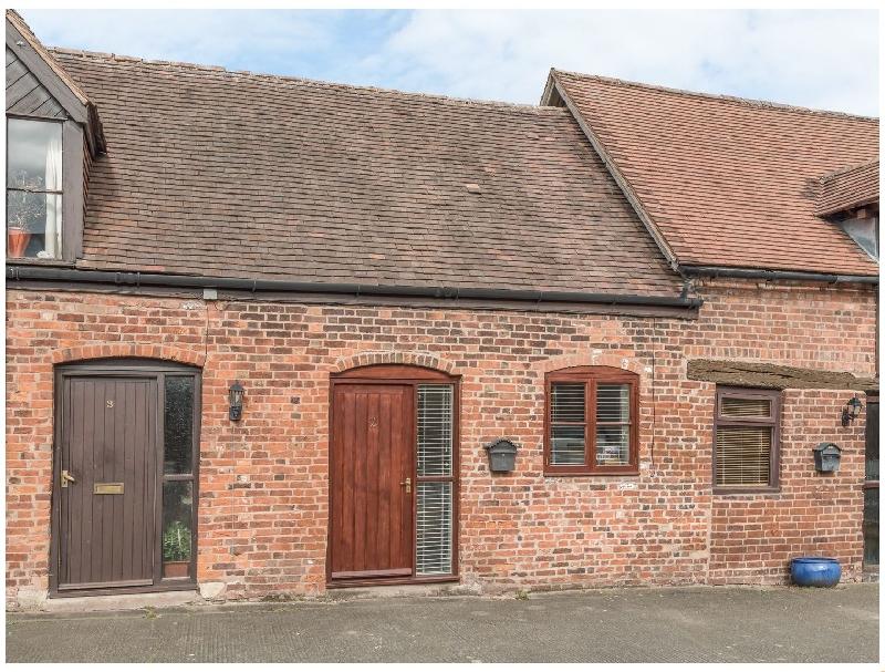 2 Bank Farm Mews a holiday cottage rental for 2 in Shrewsbury,
