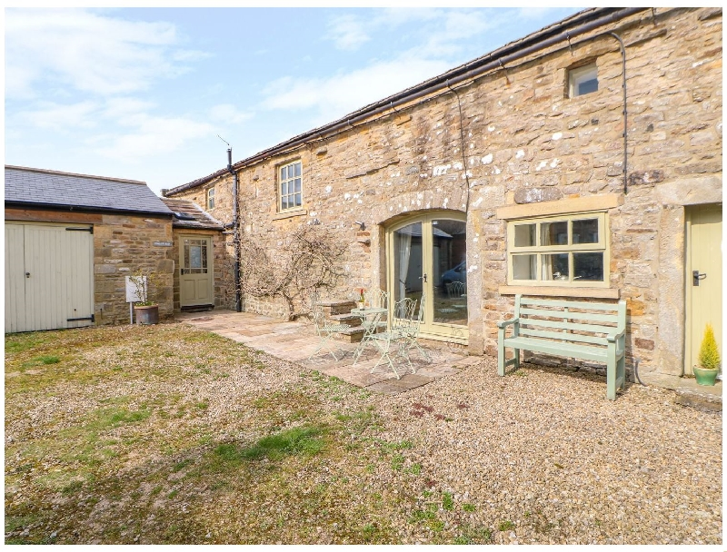 Swallows Barn a holiday cottage rental for 7 in Mickleton,