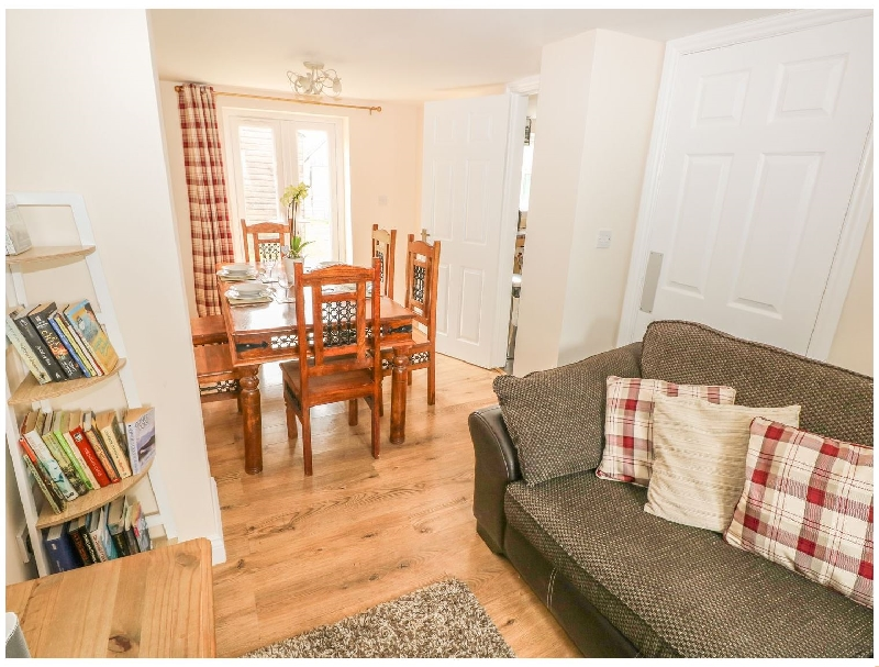 Saddler's Cottage a holiday cottage rental for 4 in Clunderwen,