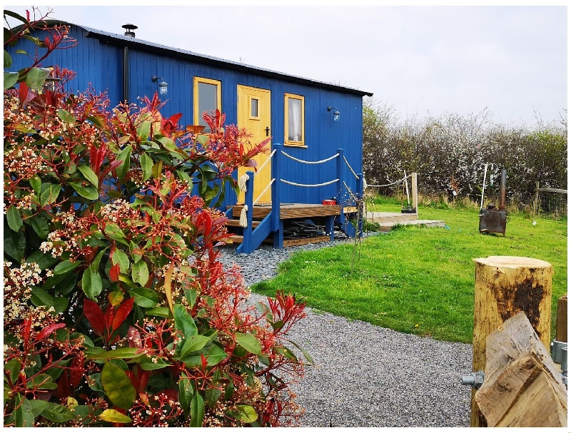 The Clydes a holiday cottage rental for 2 in St Asaph,