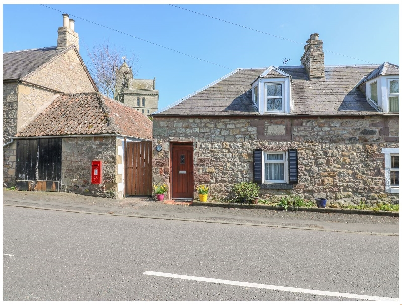 Kirkgate Cottage a holiday cottage rental for 4 in Chirnside,