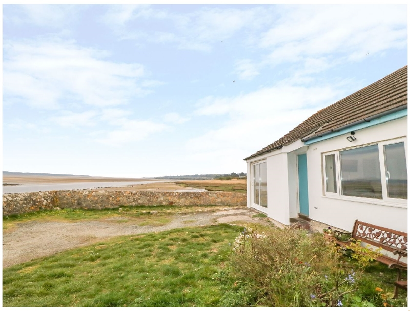 1 Beach Cottages a holiday cottage rental for 4 in Pen-Lon,