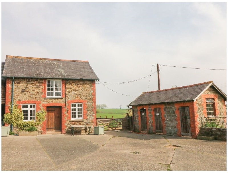 Shirehorse Cottage a holiday cottage rental for 4 in Chittlehampton ,