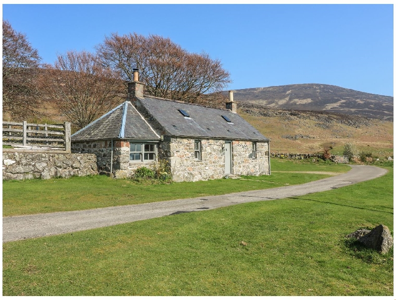 The Bothy a holiday cottage rental for 2 in Edzell,