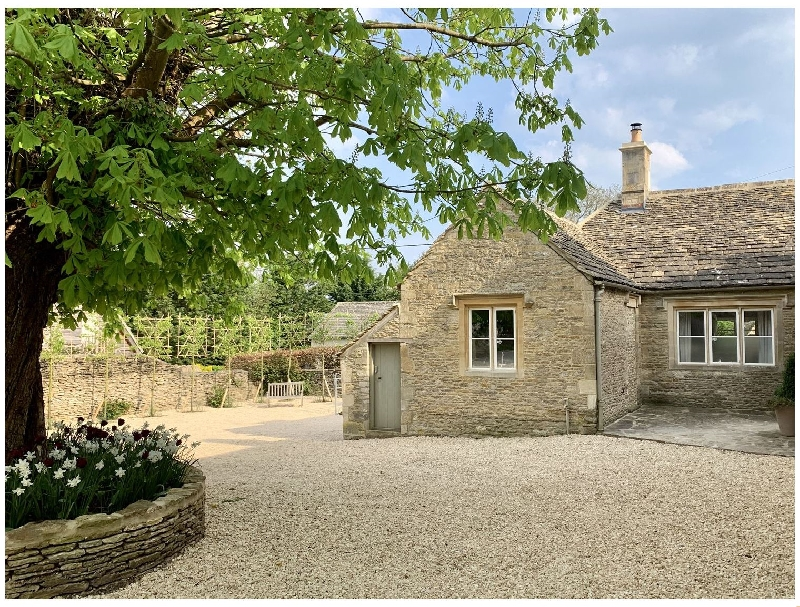 The Old Dairy a holiday cottage rental for 2 in Burford,
