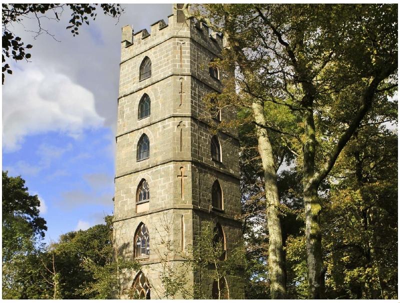 Image of Brynkir Tower