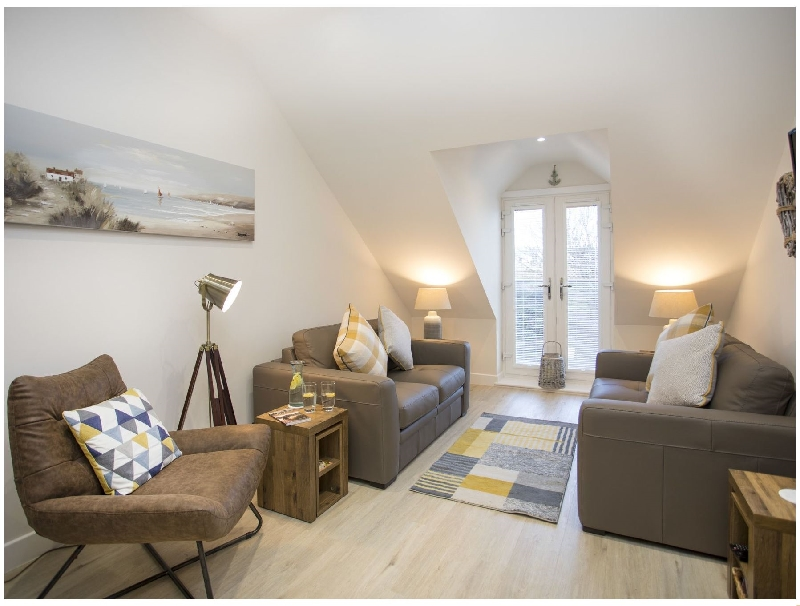 Nine Bay View a holiday cottage rental for 4 in Benllech,