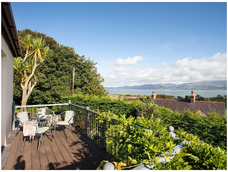 Tan Y Rhiw a holiday cottage rental for 5 in Penmon,