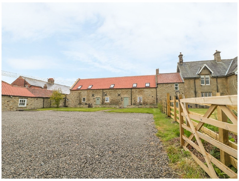 The Hay Loft a holiday cottage rental for 4 in Brancepeth,