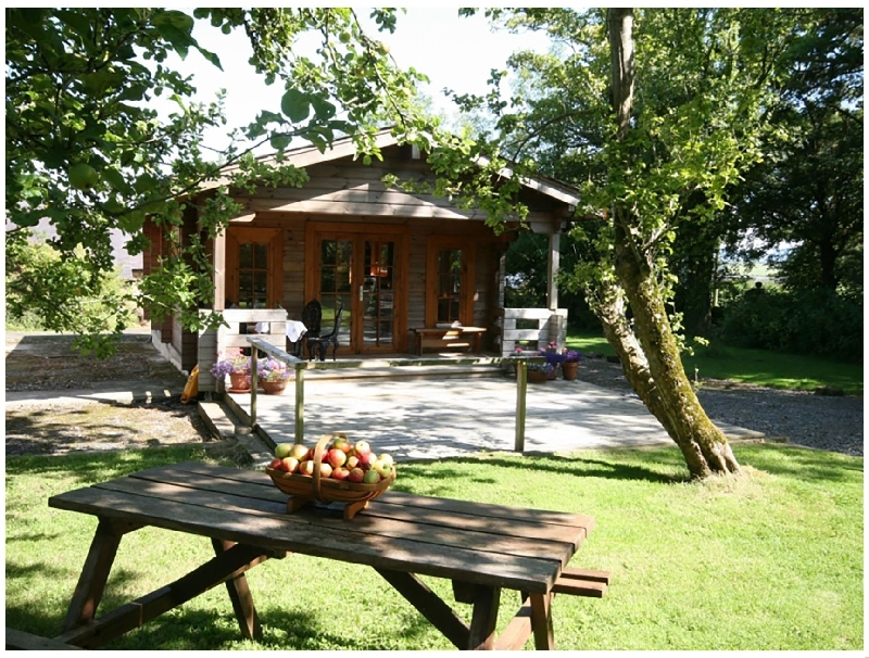 Y Berllan a holiday cottage rental for 4 in Bodorgan,