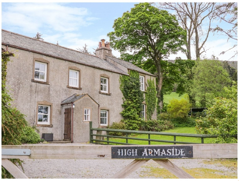 1 High Armaside Cottages a holiday cottage rental for 5 in Cockermouth,
