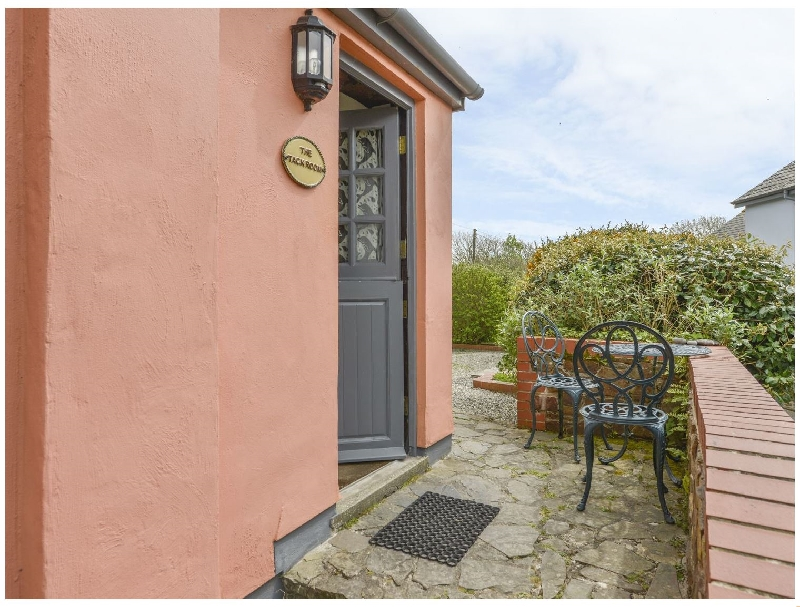 Tack Room a holiday cottage rental for 2 in Hartland,