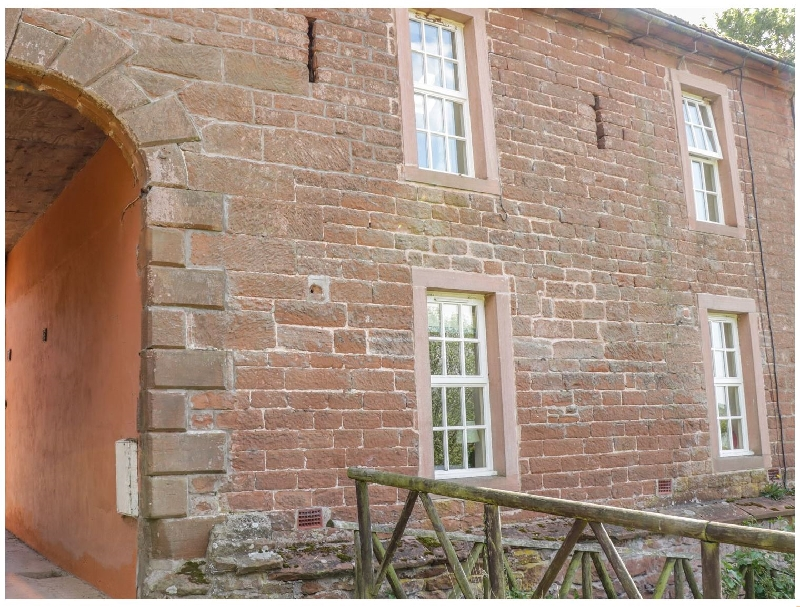 Courtyard Cottage a holiday cottage rental for 5 in Carlisle,