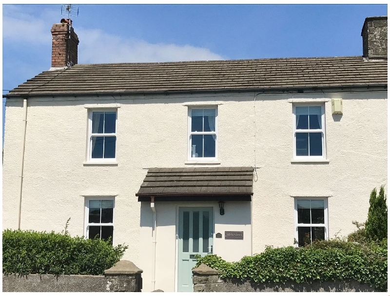 Sessingham Cottage a holiday cottage rental for 5 in North Cornelly,