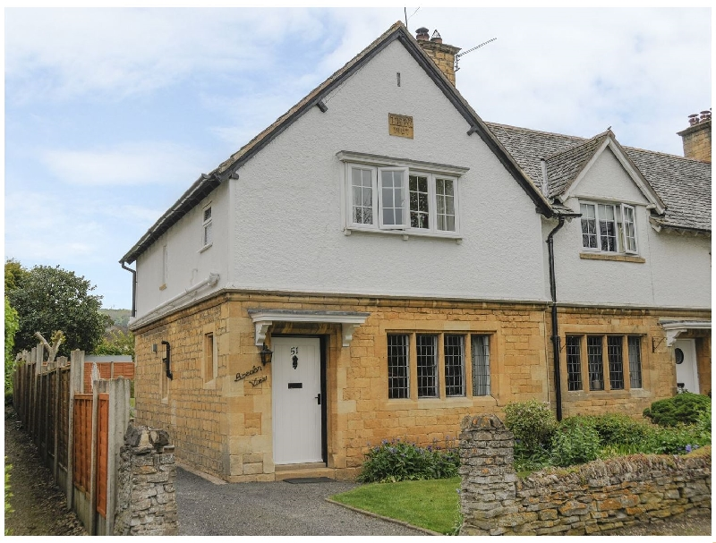 Bredon View a holiday cottage rental for 5 in Broadway,