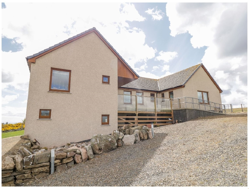 Taigh Cruinneachadh (Gathering Place) a holiday cottage rental for 10 in Dunbeath,