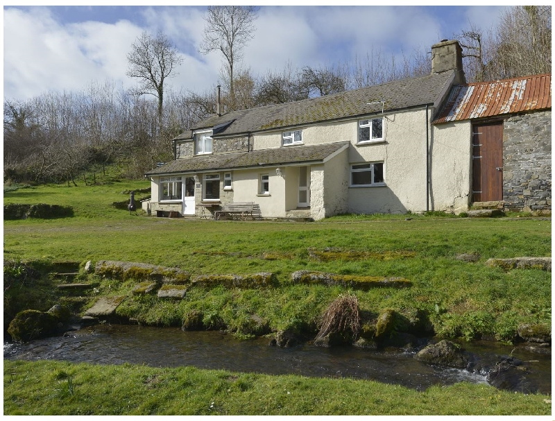 East Cleave a holiday cottage rental for 6 in Bridestowe,