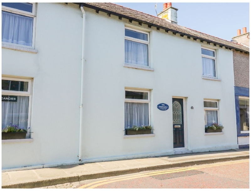 Ger y Bae a holiday cottage rental for 10 in Cemaes Bay,