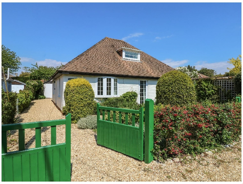 Galatea a holiday cottage rental for 7 in Bembridge,