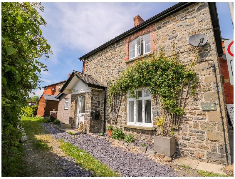 Image of Old Lion Cottage