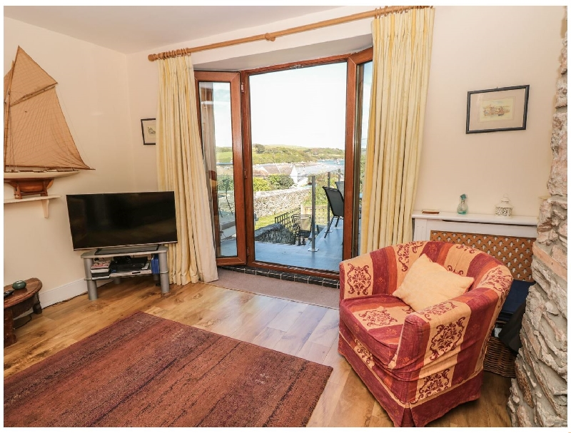 14a Courtenay Street a holiday cottage rental for 4 in Salcombe,
