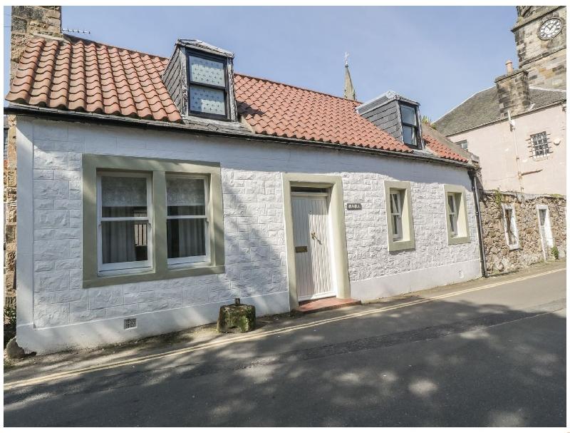 Dunira a holiday cottage rental for 2 in Falkland,