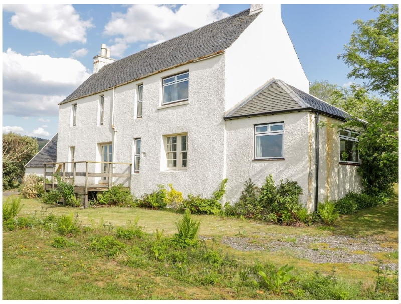 Rock Cottage a holiday cottage rental for 6 in Port Appin,