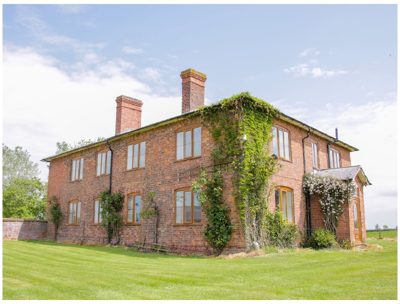 Details about a cottage Holiday at The Manor House at Kenwick Lodge
