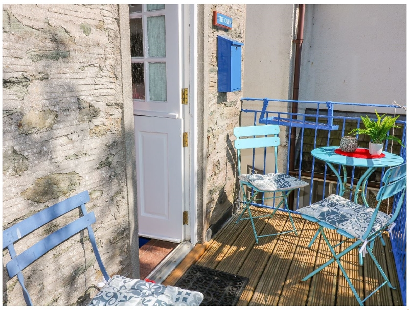 The Cabin a holiday cottage rental for 3 in Salcombe,