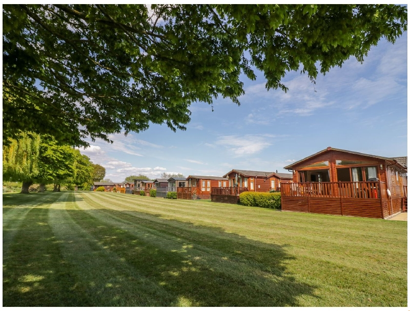 Booster's Lodge a holiday cottage rental for 4 in Stratford-Upon-Avon,