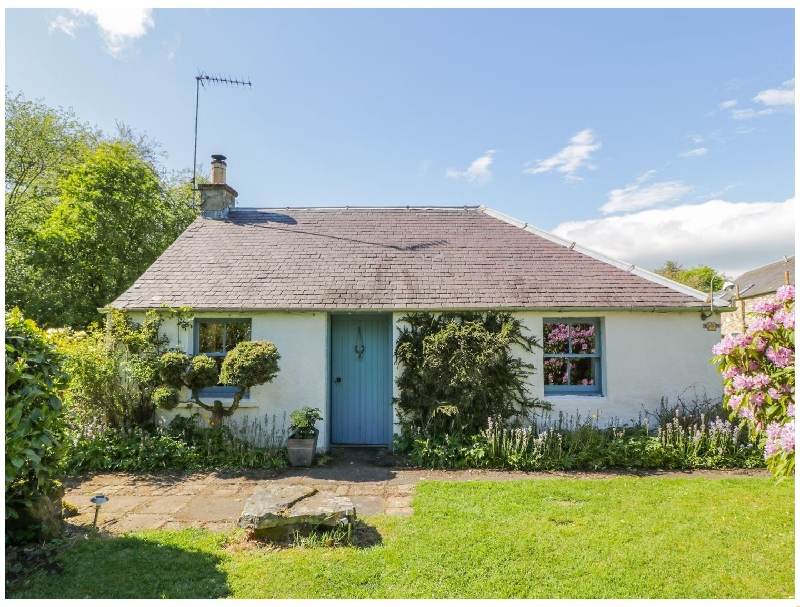 Gateside Farm Cottage a holiday cottage rental for 2 in Fossoway,