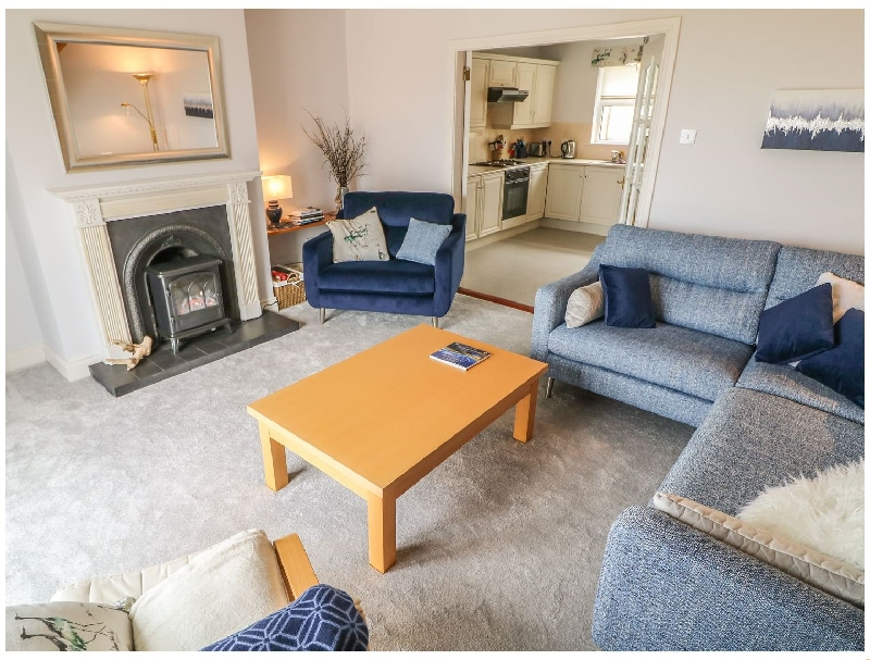 1 The Moorings a holiday cottage rental for 6 in Annalong,