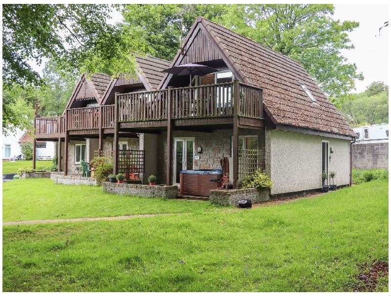 Valley Lodge 11 a holiday cottage rental for 6 in Callington,