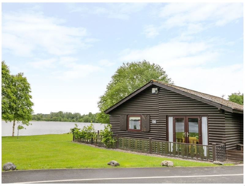96 @ Pine Lake a holiday cottage rental for 4 in Carnforth,