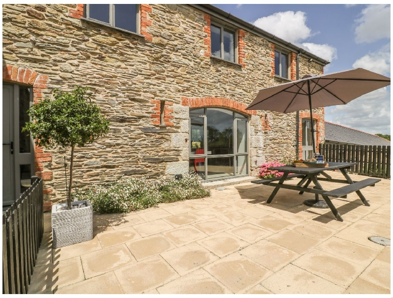 Karadow a holiday cottage rental for 6 in St Mawes,