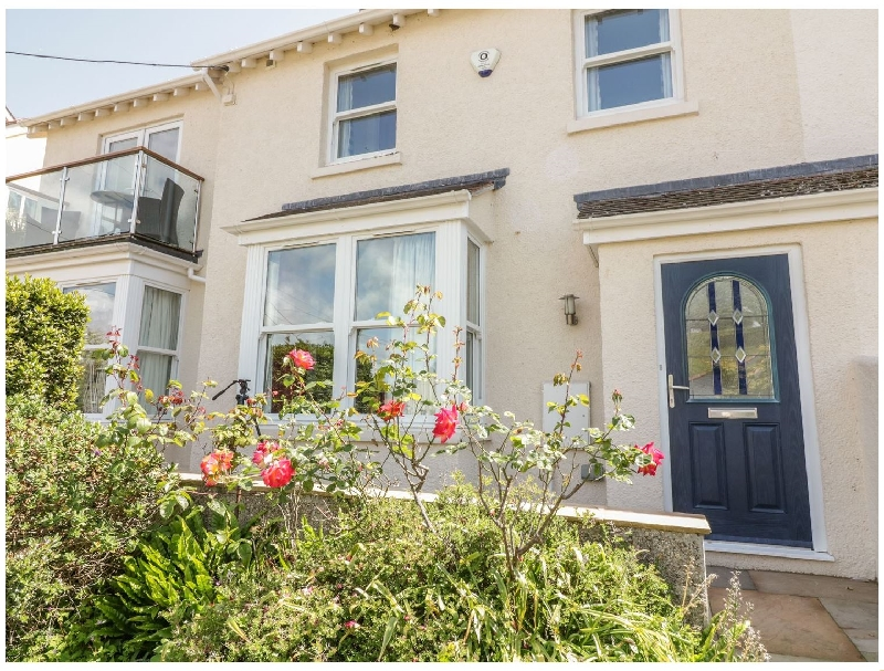 1 Orchard Cottages a holiday cottage rental for 6 in Salcombe,