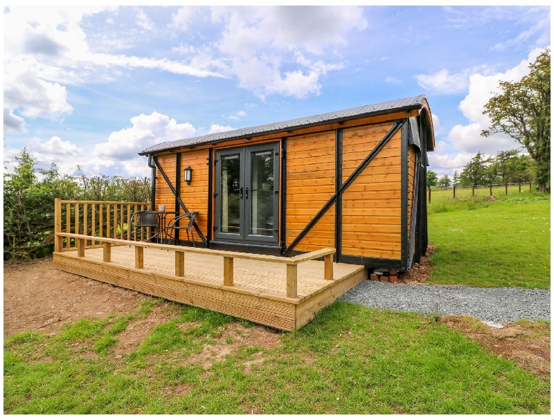 Hare's Way a holiday cottage rental for 2 in Knighton,