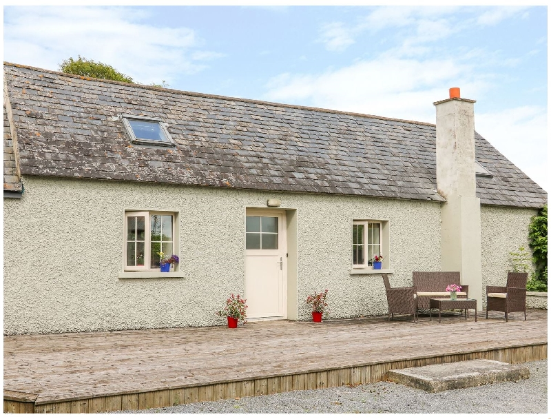 The Barn a holiday cottage rental for 5 in Gowran,