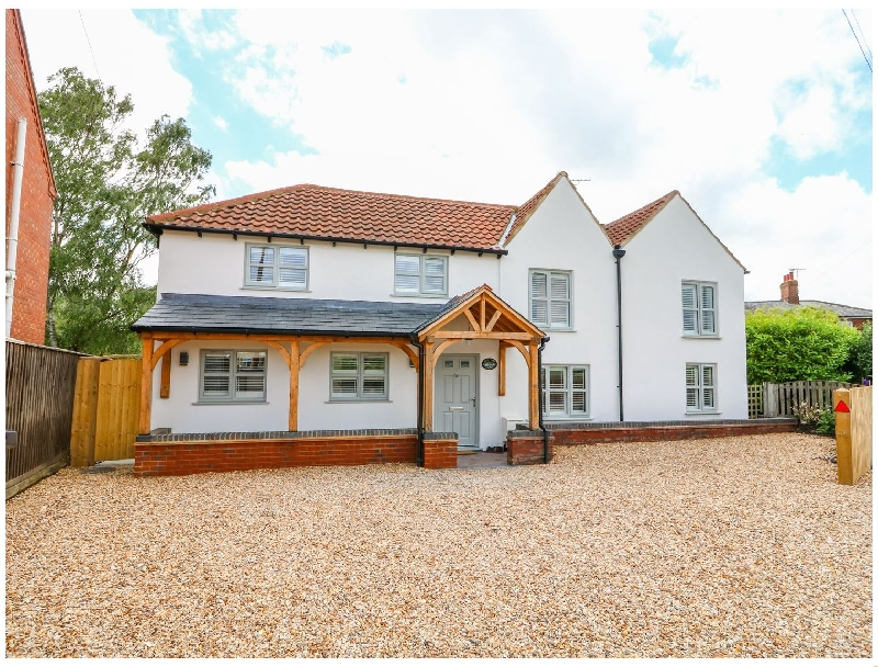 Duck Pond Cottage a holiday cottage rental for 6 in Long Sutton,