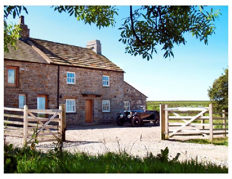 Image of Lower Croasdale Farmhouse