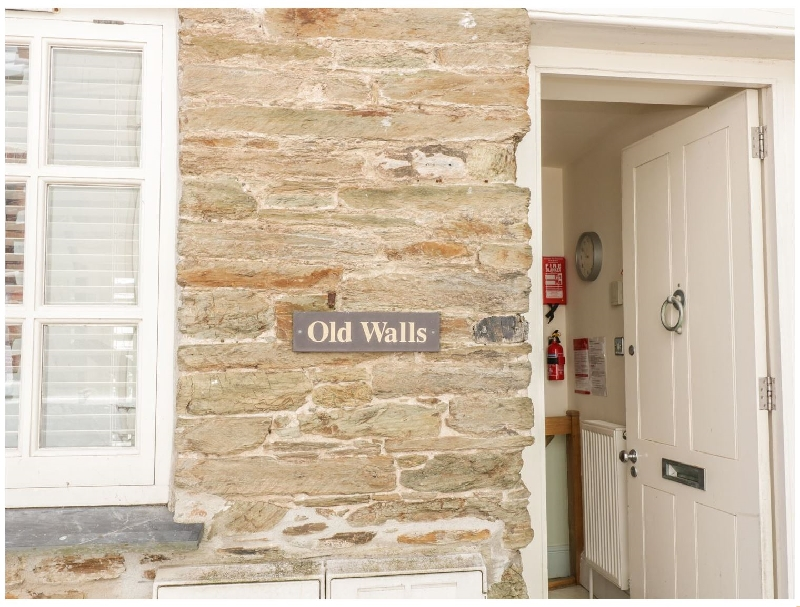 Old Walls a holiday cottage rental for 5 in Salcombe,