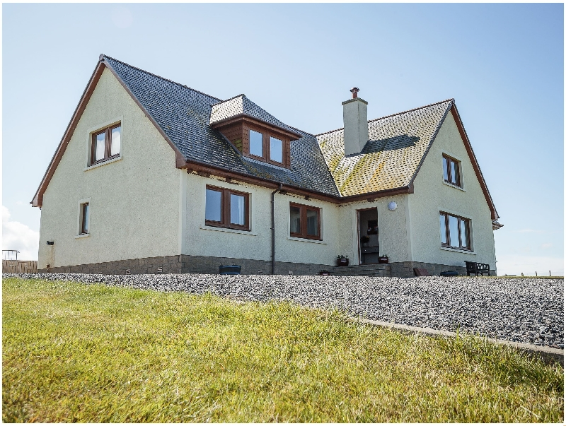 Corsewall Castle Farm Lodges a holiday cottage rental for 8 in Kirkcolm,
