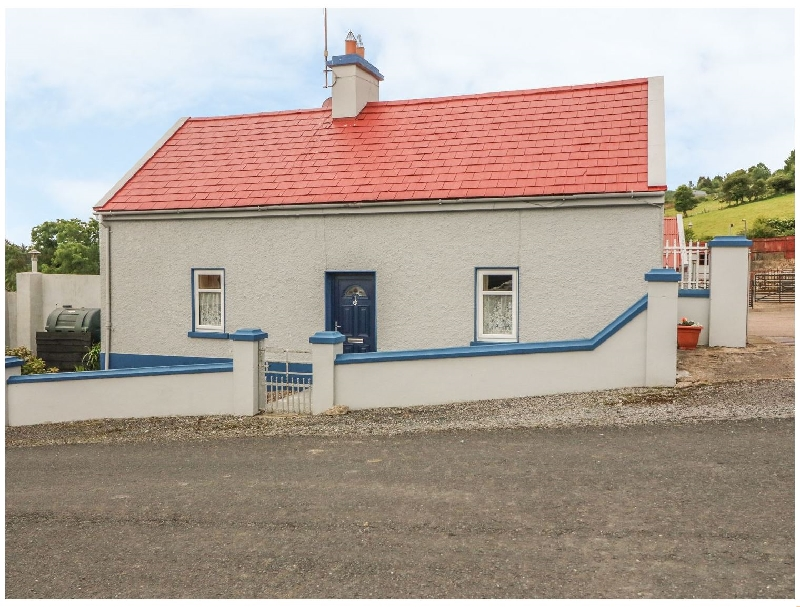 Steepe's Place a holiday cottage rental for 4 in Glenosheen,
