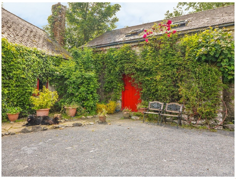 Ryan's Loft a holiday cottage rental for 2 in Ardfinnan,