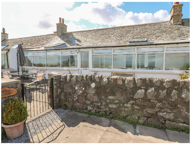 Solway Cottage a holiday cottage rental for 6 in Southerness,