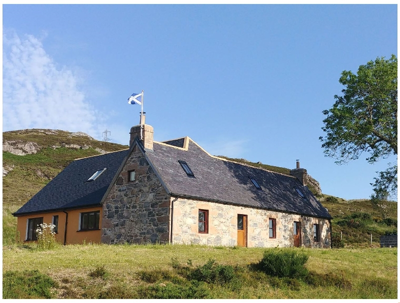 Details about a cottage Holiday at Cuilfearne Croft